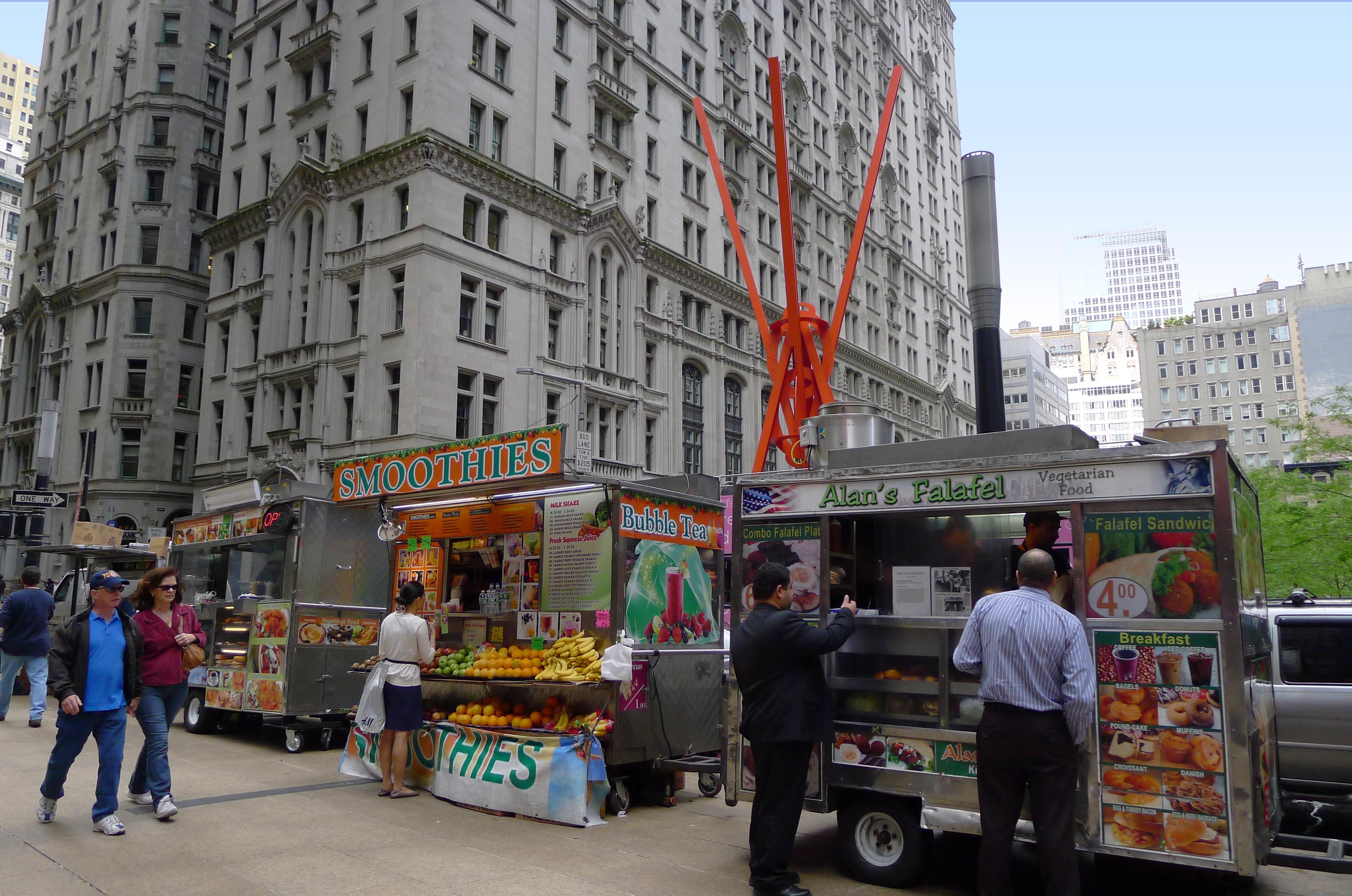 Lugares y experiencias de viajes momentos gastronomicos for Nyc what to do